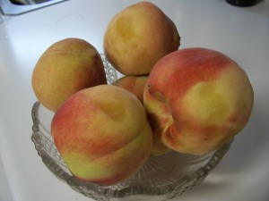 Charity Belle Peaches from Jack-O-Lantern Farms