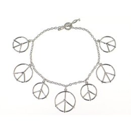 Seven Signs of Peace bracelet, by Dean Harris for Target, $59.99 at www.target.com