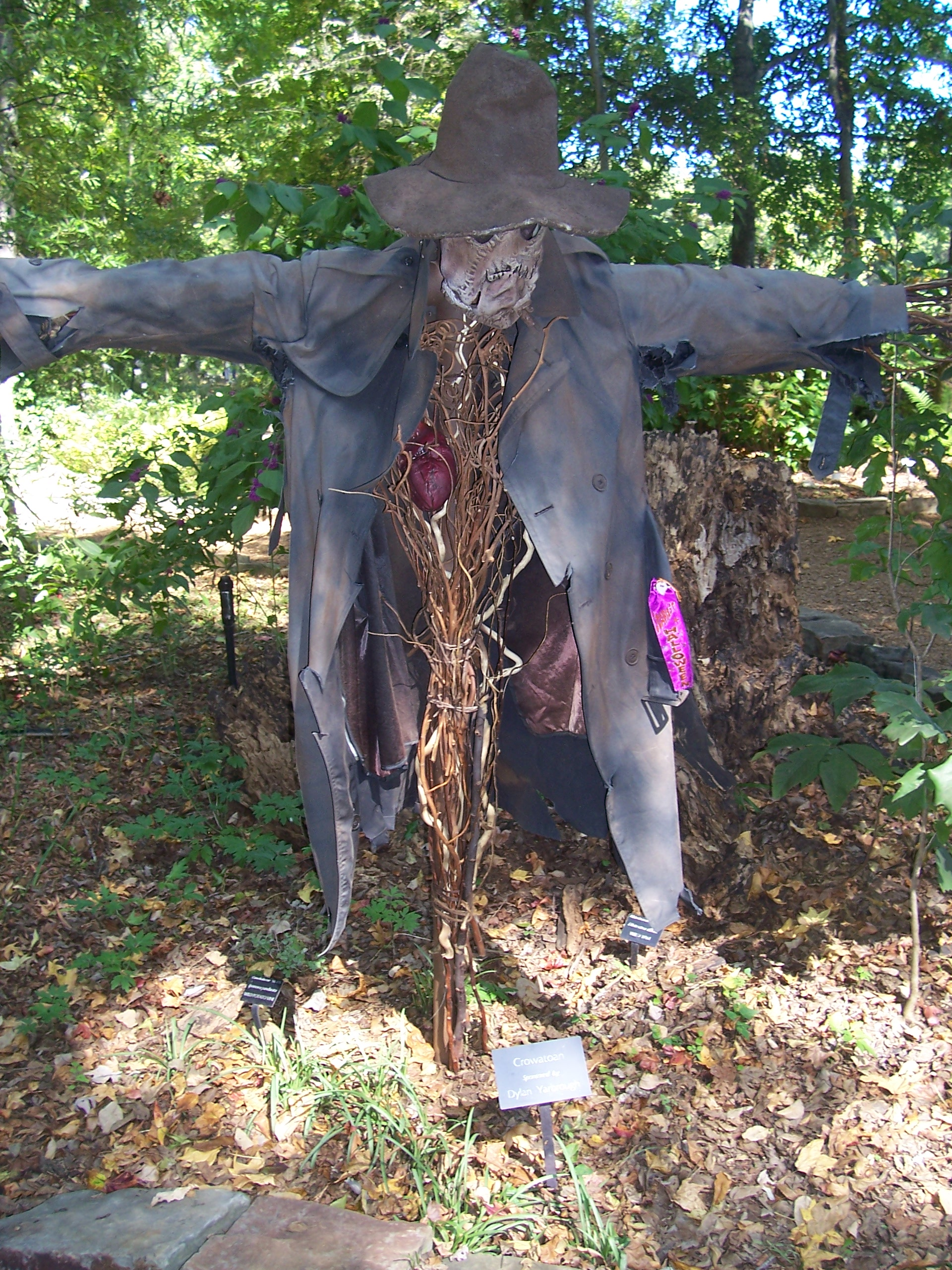 Scarecrows in Alabama | Coffee with Cathy