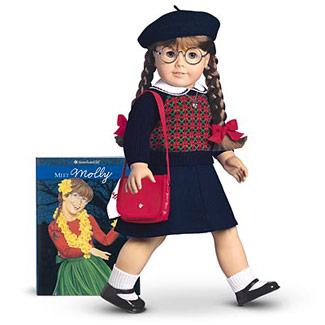 american girl dolls molly - photo #43