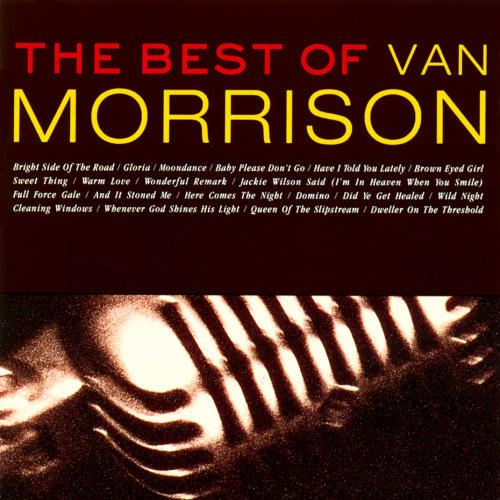 The best of van morrison coffee with cathy for Love is a four letter word album cover
