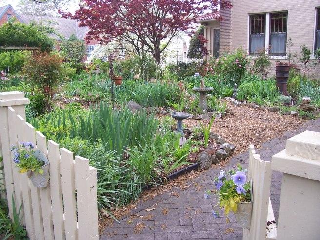Gardens in Decatur, Alabama