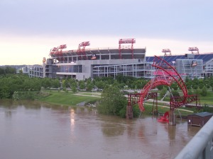 LP Stadium in Nashville, Tennessee