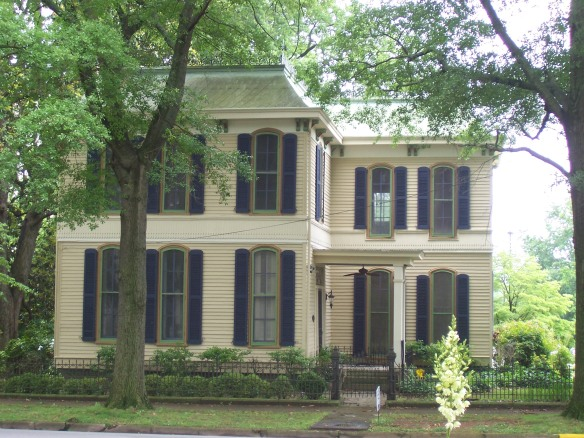 Historic downtown Florence, Alabama