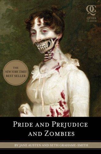 Jane Austen zombie book