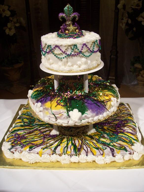 Cajun wedding