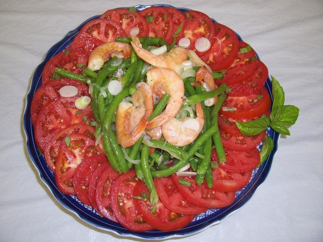 End-of-summer salad