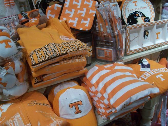 University of Tennessee football