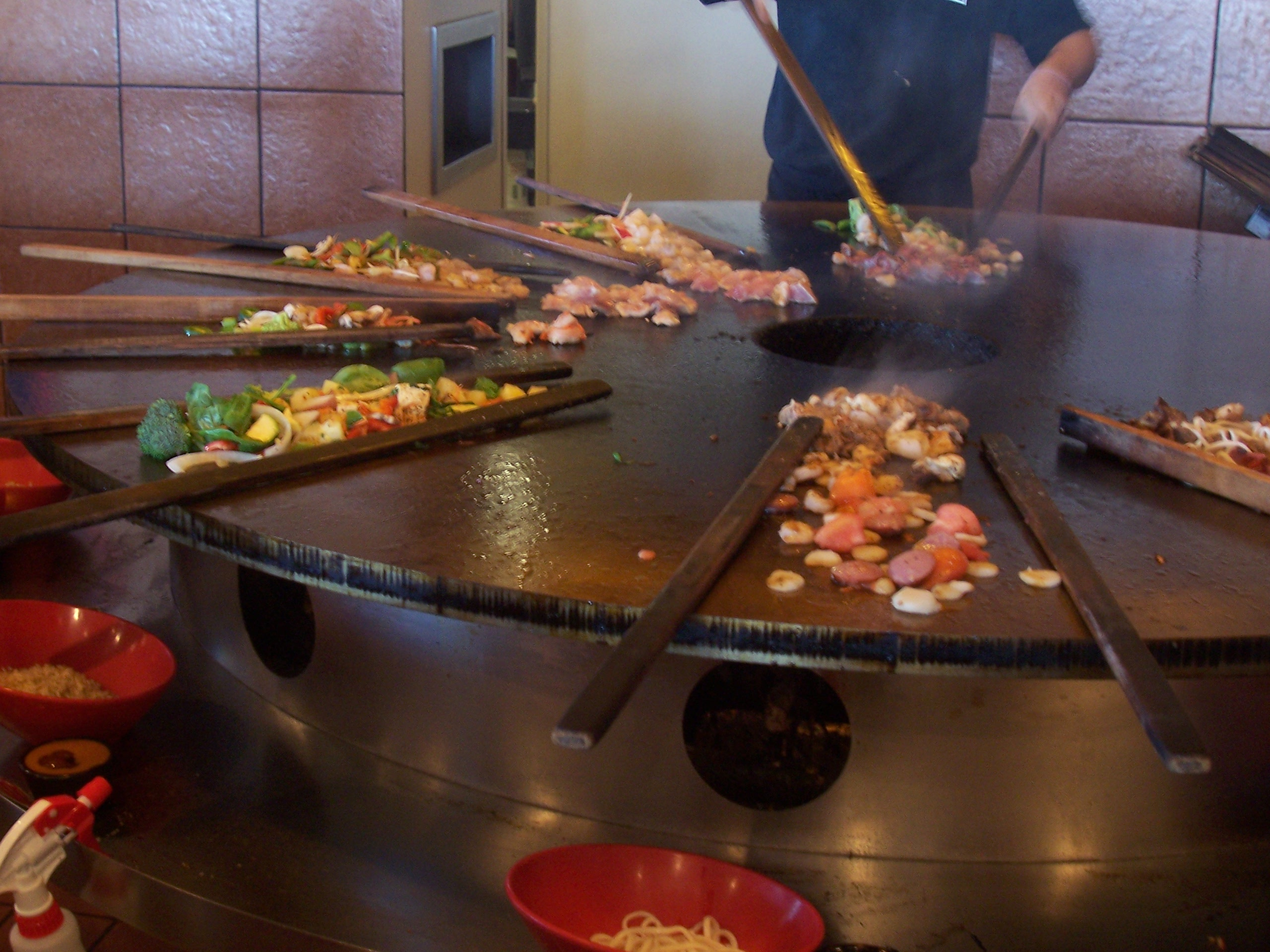 mongolian grill analysis Huhot mongolian grill restaurants brand is studied in terms of its swot analysis, competitors segmentation, targeting and positioning (stp) have also been covered along with usp and tagline.