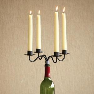 wine candelabra