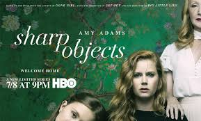 "Are you addicted to the HBO series ""Sharp Objects"" & cannot wait for the finale? Join me as we discuss suspects & theories & why David Tennant should never again play an American."